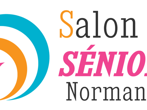 Salon des Séniors - Parc des Expositions de Caen  - 25-26-27 octobre 2019 de 10H à 18H