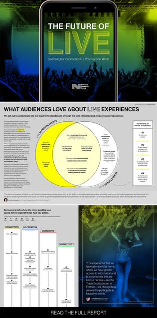 Future of Live Entertainment