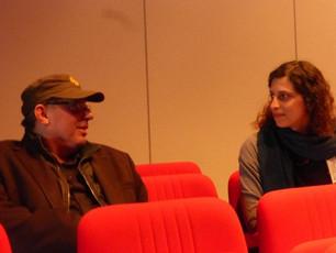 Interviews avant scène...
