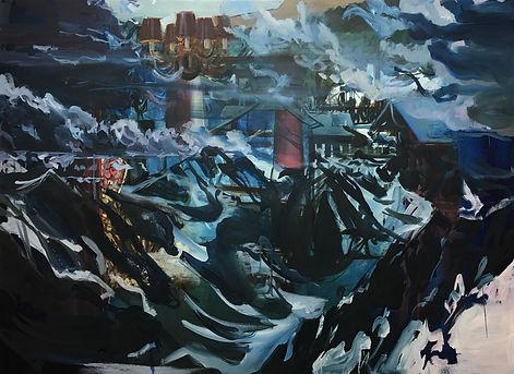 Chalet Zwitserland - 120x265cm.jpg