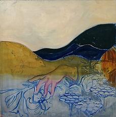 Dove, oil on canvas, 25x25 inch.jpg