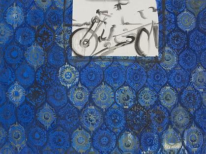 Easy Rider - 122x96cm - oil on vanvas.jp