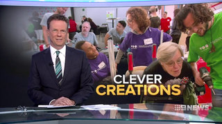 9News 2019 - Makeathon