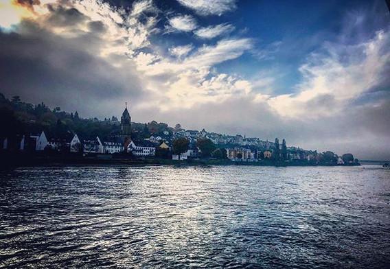 The Rhine River