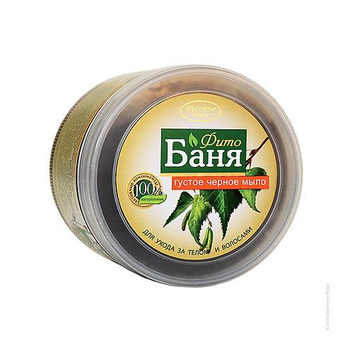 """Gusti """"CRNI"""" sapun za negu tela i kose serije """"Fito Banja"""" 500 ml"""