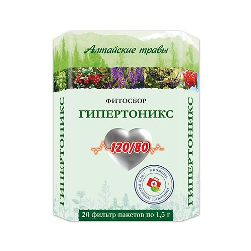 """Biljna mešavina """"Altajsko bilje"""" Hipertoniks zanormalizuacijupritisaka"""