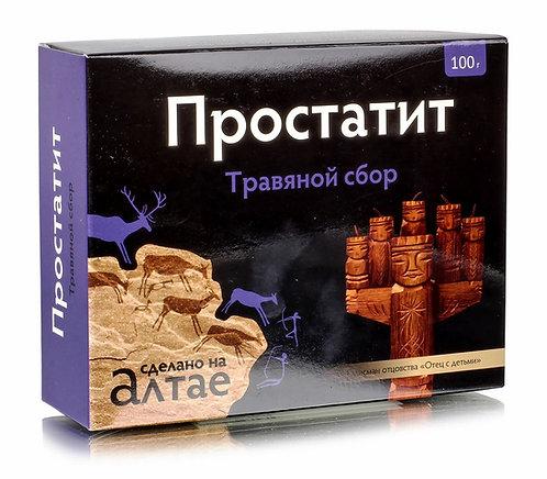 """Altajska biljna mešavina """"PROSTATITIS"""" 100 gr."""