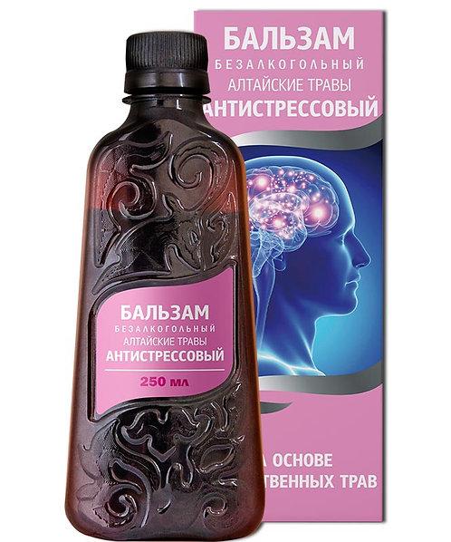 """Balsam """"Altajsko bilje – Antistres"""", bezalkoholni (250 ml)"""