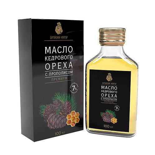 Kedrovo ulje sa propolisom, 100 ml  Premium