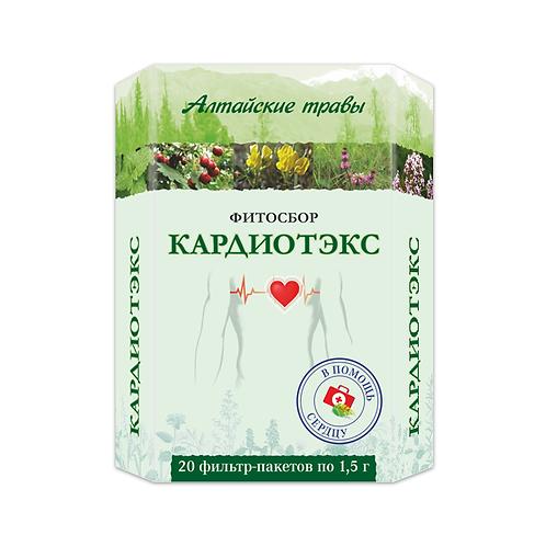 """BIljna mešavina """"Altajsko bilje"""" Kardioteks zabolesti srca i krvnih sudova"""
