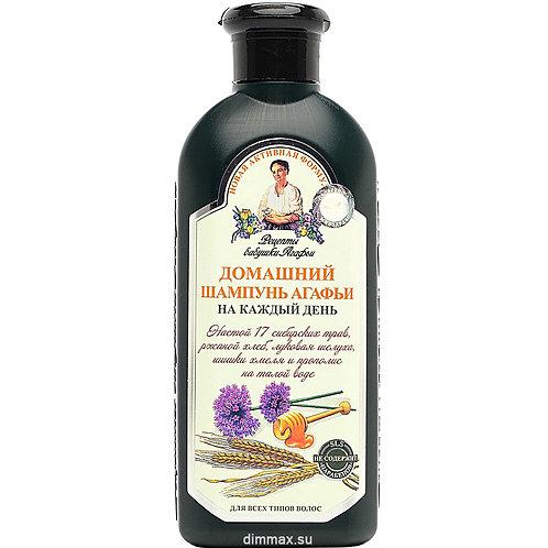 """""""Recepti bake Agafje"""" Agafjin domaći šampon za sve tipove kose, 350 ml"""