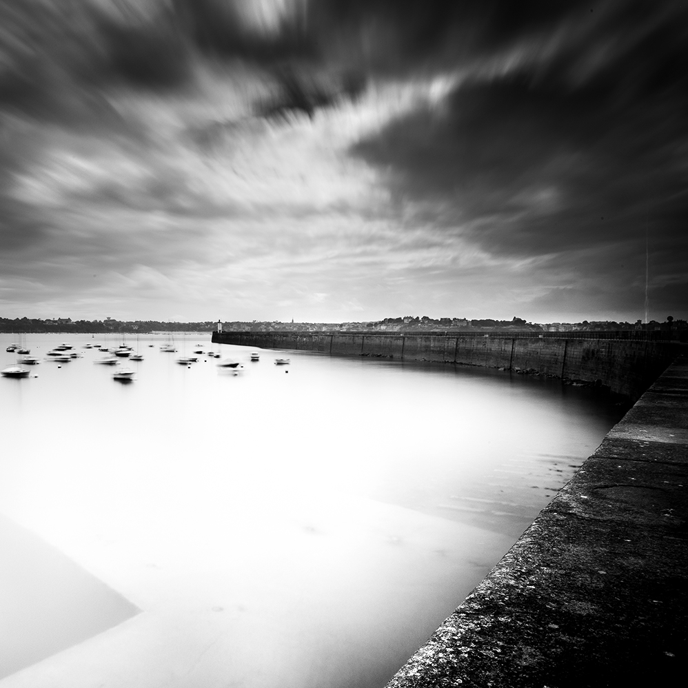 St. Malo, Bretagne, Hafen