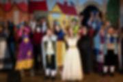 Sprowston Parish Players - Cinderella Cast Photo