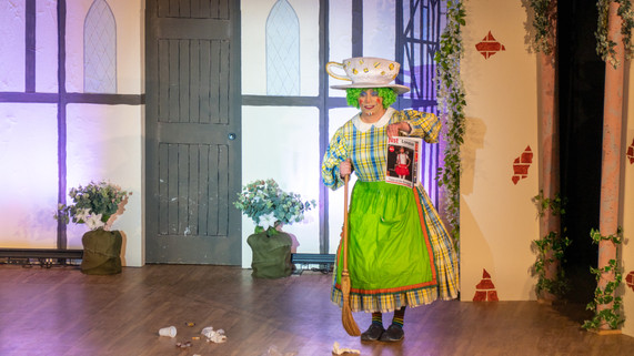 Dick Whittington  - Sprowston Parish Players