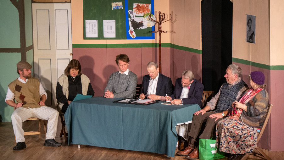 Vicar Of Dibley - Sprowston Parish Players