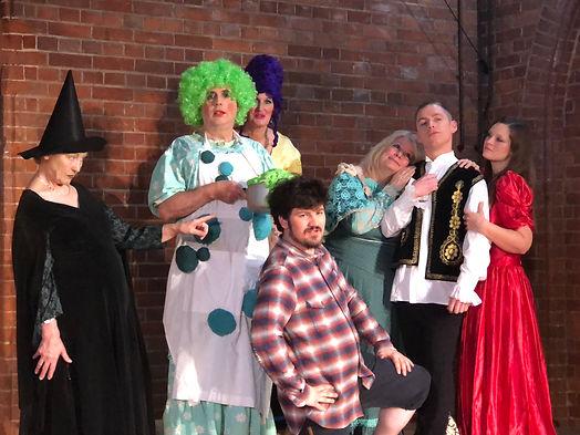 Sprowston Parish Players - Cast Photo