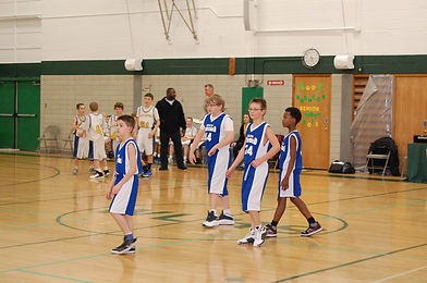 Lutheran Grade School Basketball