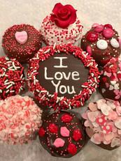 Valentines Day Platter