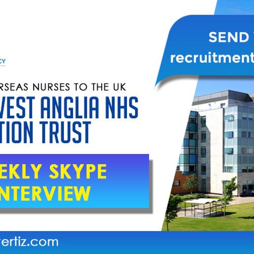 NHS Nurse Jobs- Envertiz