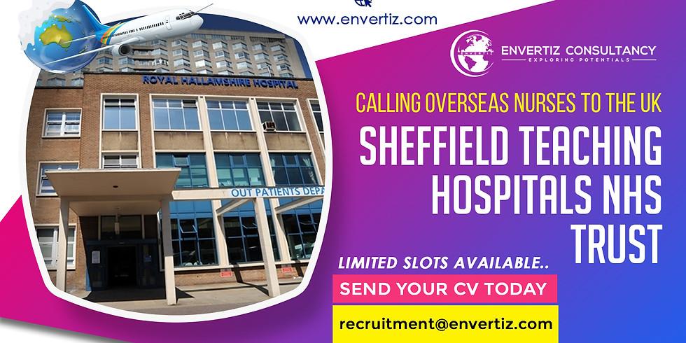 Calling Overseas Nurses to the UK