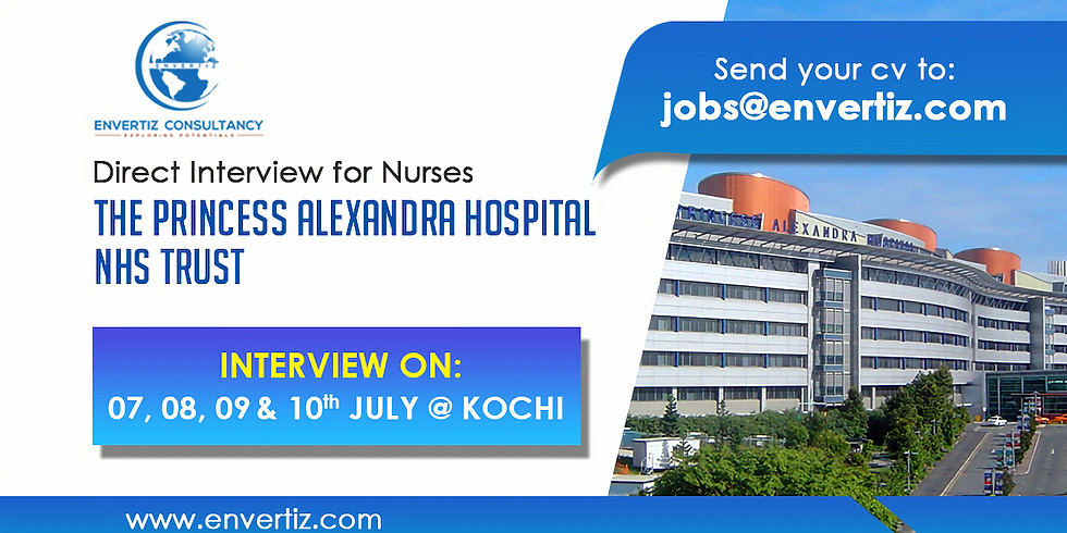 Direct Interview for Nurses