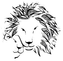 2 lions (2018)