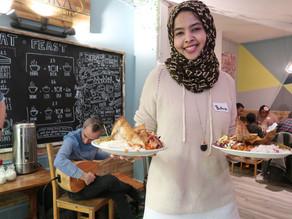 Baraka Café Peace Feast