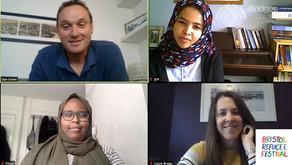 Virtual Peace Feast: Refugee Celebration