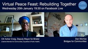 Virtual Peace Feast - Rebuilding Together