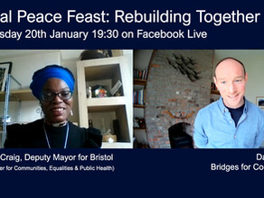 Virtual Peace Feast - Rebuilding Together