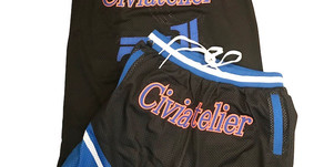Civiatelier Original Basketball Jersey Setup