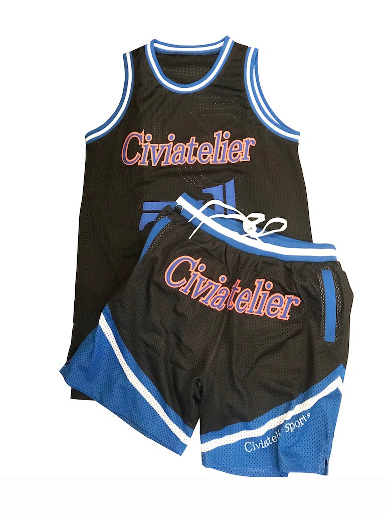 Civiatelier Original Basketball Jersey Setup
