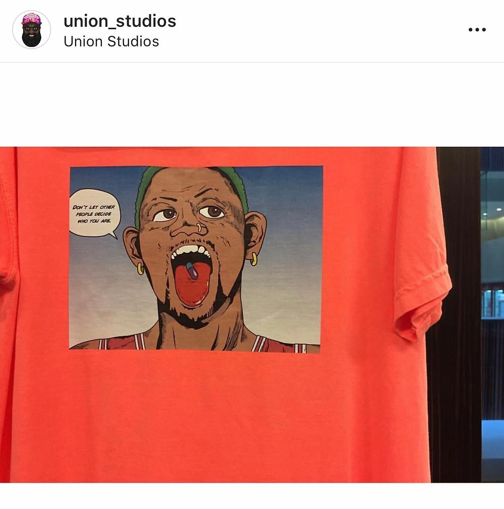 union studios