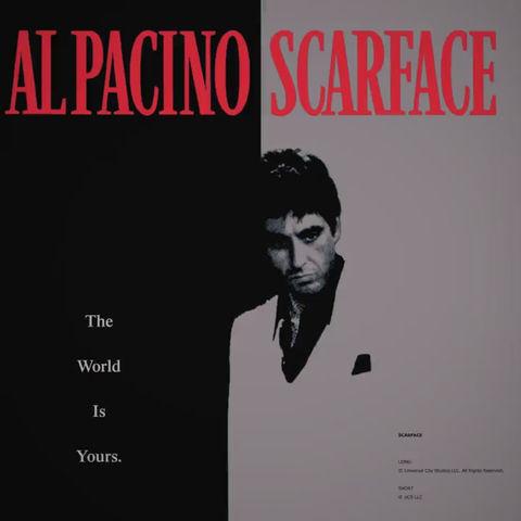ALPACINO SCARFACE