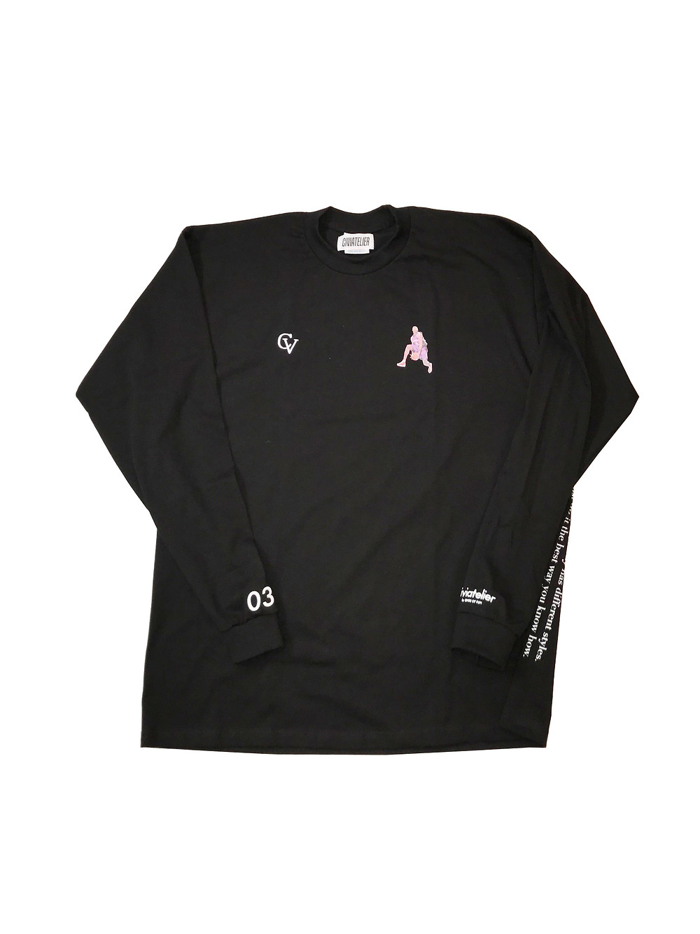 No.1 Dunker Long Sleeve Tee