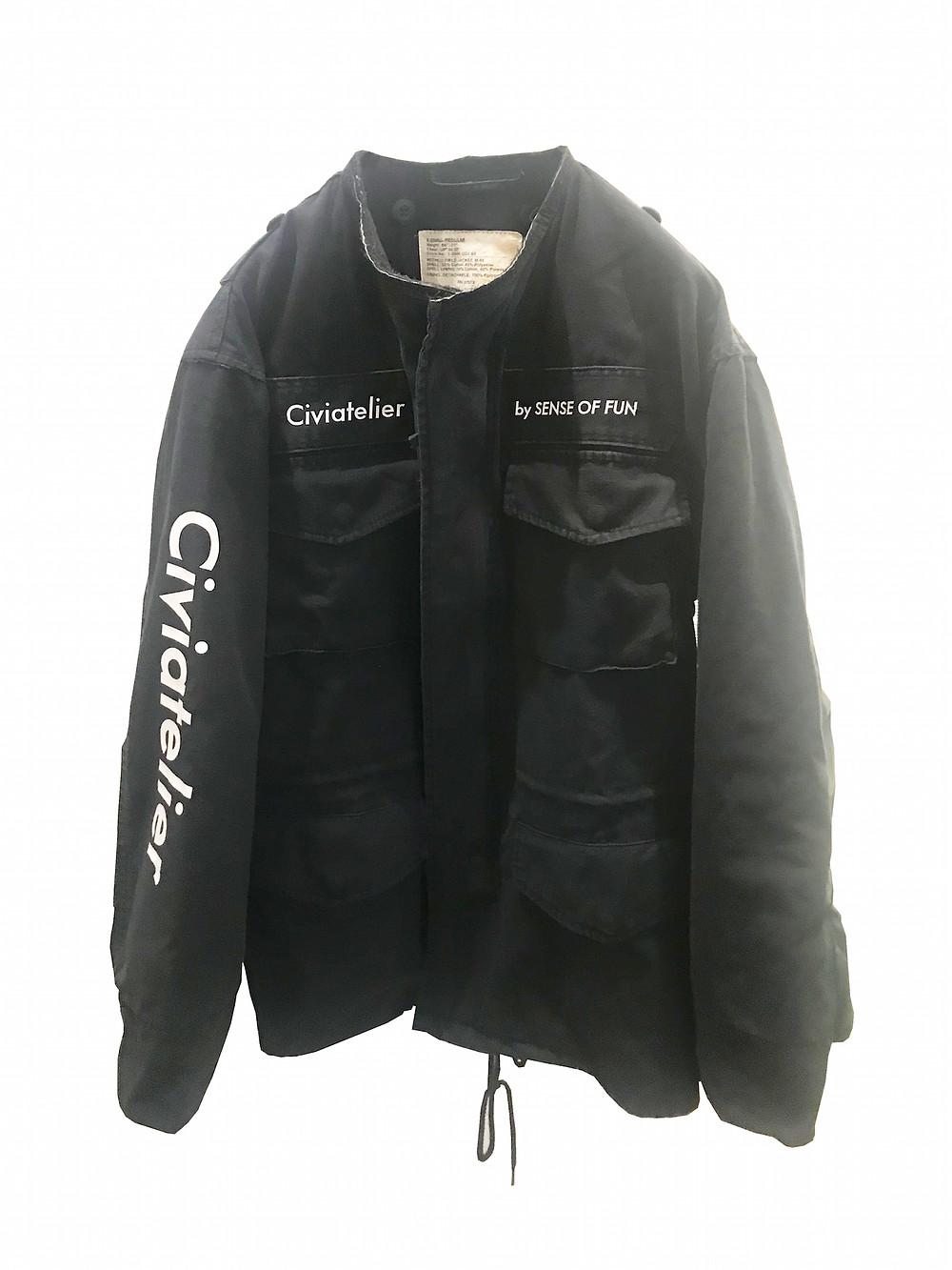 Civiatelier Remake Rothco Jacket