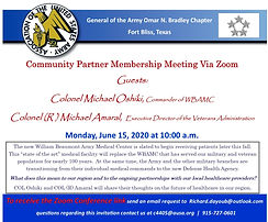 Community Partner Membership Meeting via