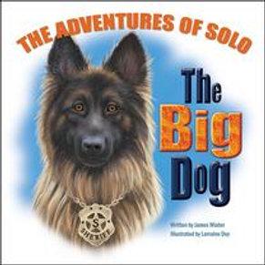 The Adventure's of Solo, The Big Dog. Children's book