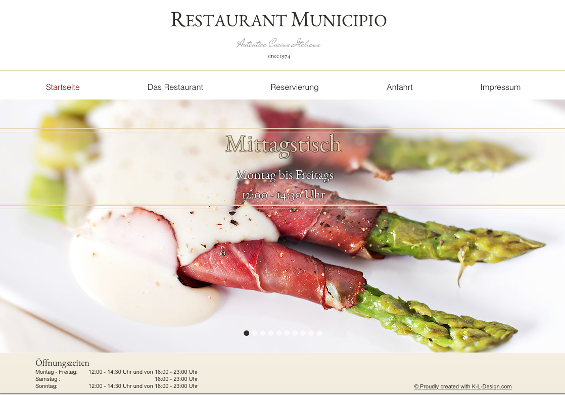 Restaurant Municipio