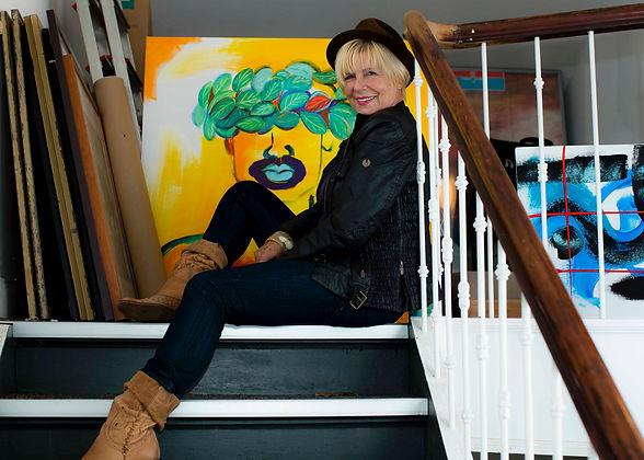 ©Atelier Kreienborg, Kunstmalerin Ingelore Kreienborg