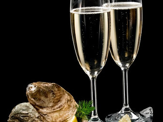 Third Annual Evening of Champagne and Oysters