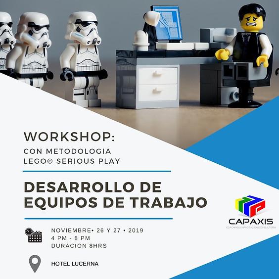 Workshop: Desarrollo de Equipos de Trabajo