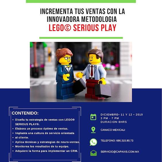 Incrementa tus Ventas con LEGO© SERIOUS PLAY