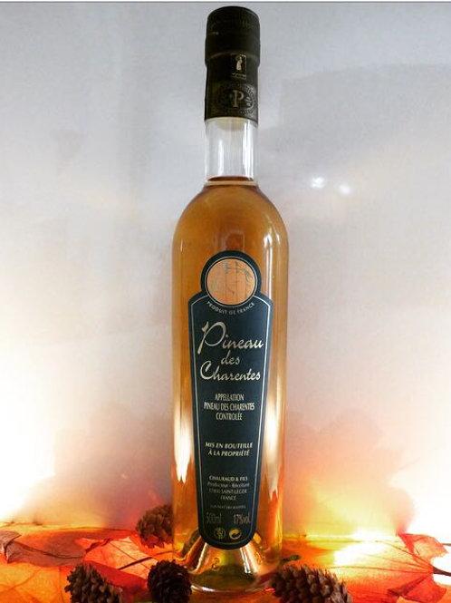 Pineau blanc 4 ans 50 cl