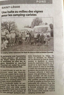 camping car, france passion, camping-cariste, halte camping car
