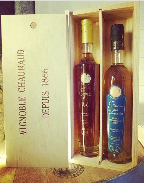 Cognac XO/Pineau Blanc