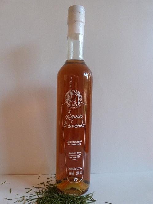 Cognac aux amandes