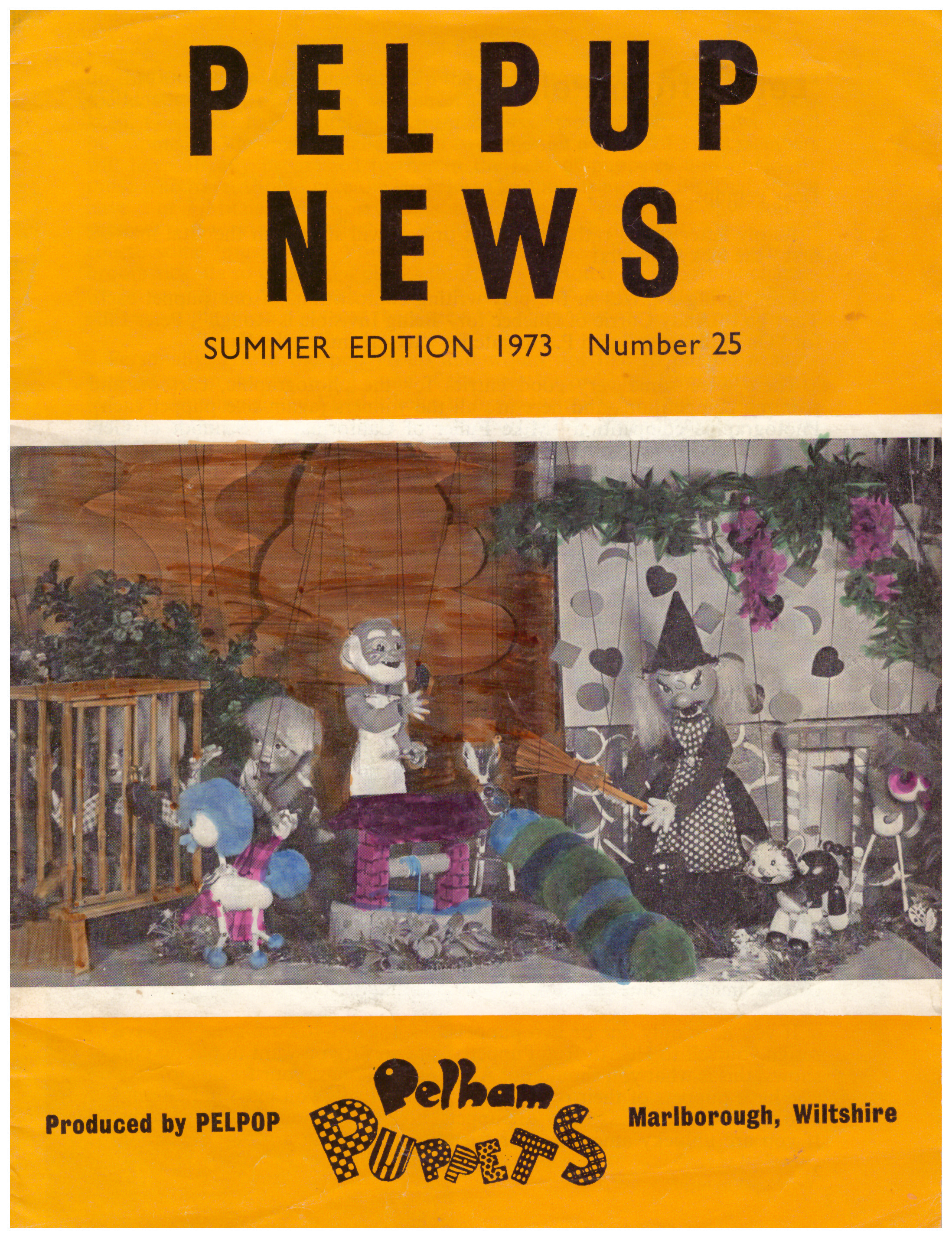 Summer Edition 1973 Number 25
