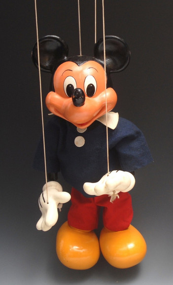 Mickey Mouse Late