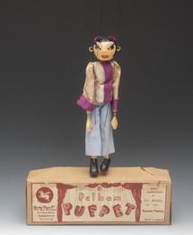 Wonky Chinese Woman